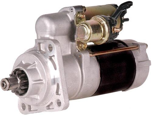 Motor Partida 712 1215 1218 2423 Atego Axor 29MT 24V Delco