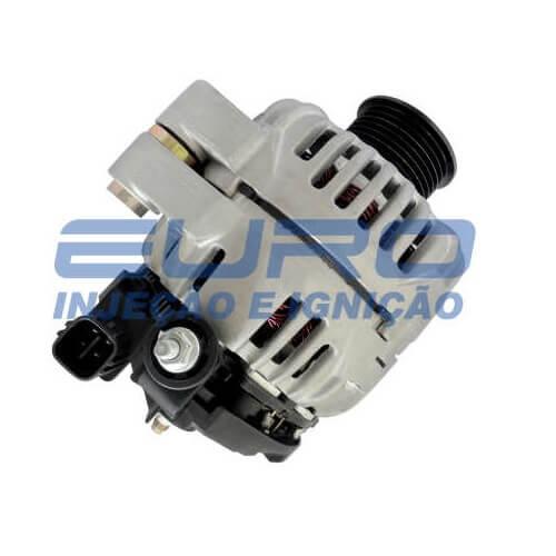 Alternador Hilux Ptibull 12V 80Amp. Bosch