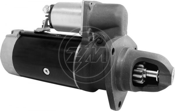 Motor Partida O400 JE 24V 12 Dentes