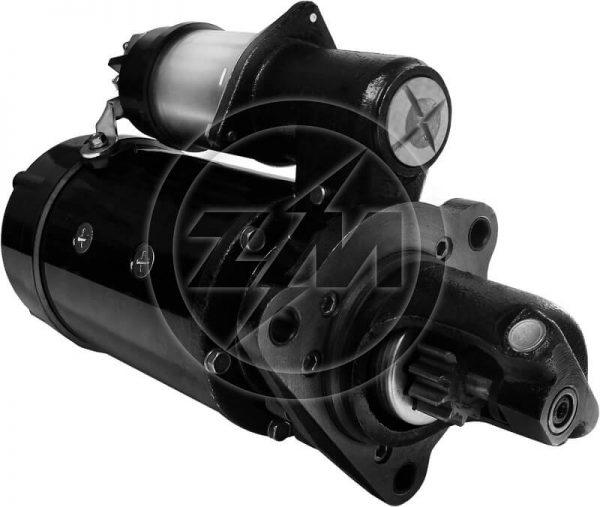 Motor partida 37MT 24V 18310 Titan 12 Dentes