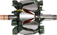 Rotor Fiesta EcoSport Courier Ka Fox  206 12V 100Amp. Valeo