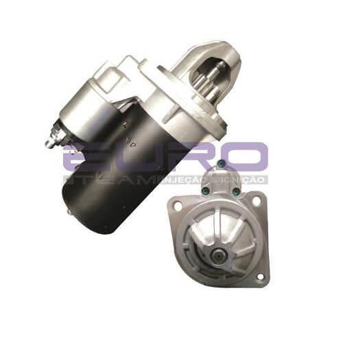 Motor Partida D20 D40 Veraneio Mercedes 10 Dentes Bosch