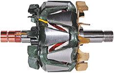 Rotor Palio Siena Strada 12V 75Amp. Bosch