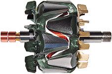 Rotor Scania 24V 80Amp. Bosch