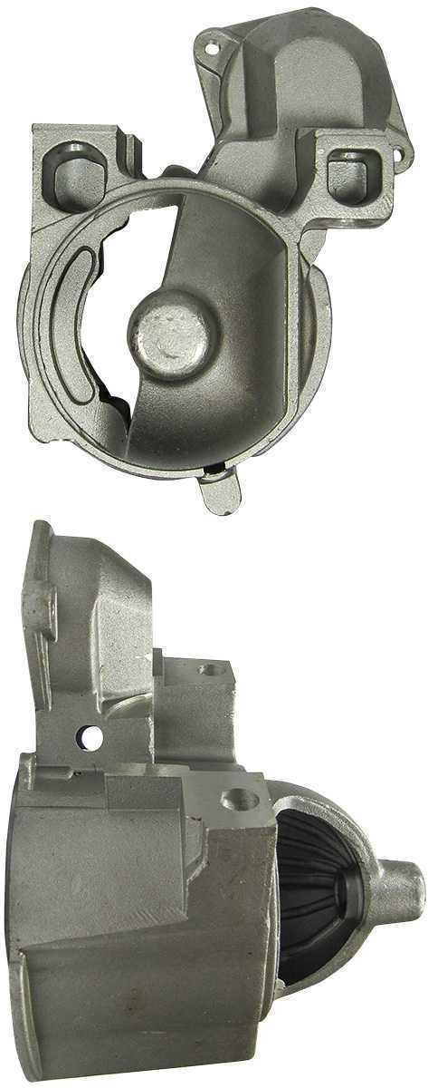 Mancal Dianteiro Motor Partida Opala 4 Cilindros Delco