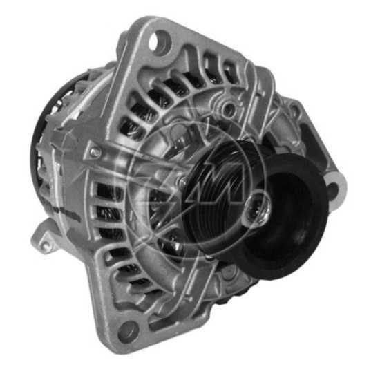 ALTERNADOR VW 17250 8150 24250 CONSTELLATION 24V 80AMP