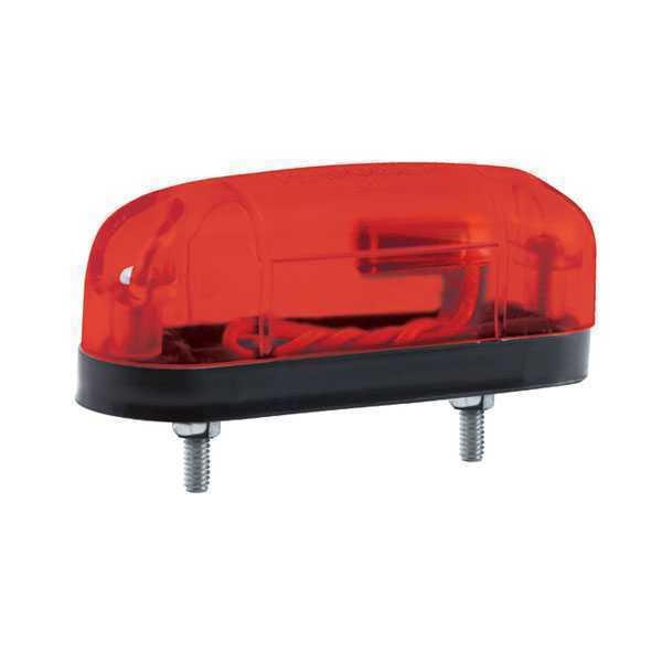 Lanterna Adaptação Vermelha