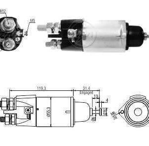 Automático Axor Atron Mitsubishi 24V