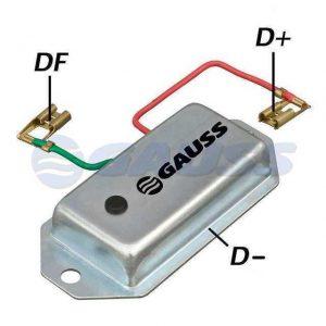 Regulador Voltagem Corcel Belina F4000 F1000 12140 13130 11140