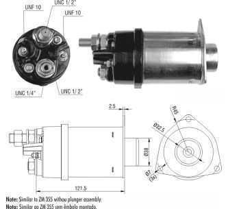CHAVE MAG. MP TEREX V30/V40/V50 DELCO 37MT