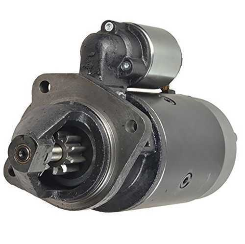 Motor de Partida Iskra Case New Holland 24v 10 dentes