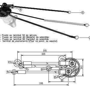 AUTOMATICO AUX. MP ATEGO/1215/2423/O500/1218/2423