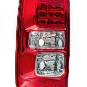 LANTERNA TRASEIRA GM S10 2012 ATE 2018 COM LED LE