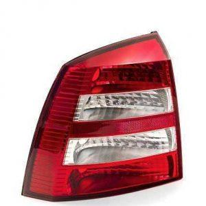 Lanterna Traseira GM Astra Hatch 2003 até 2011 Lado Esquerdo