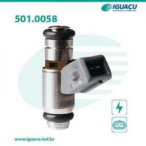 Bico Injetor Gol 1.0 8V 03 Gas