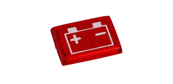 Lente Painel MB Bateria Moderno
