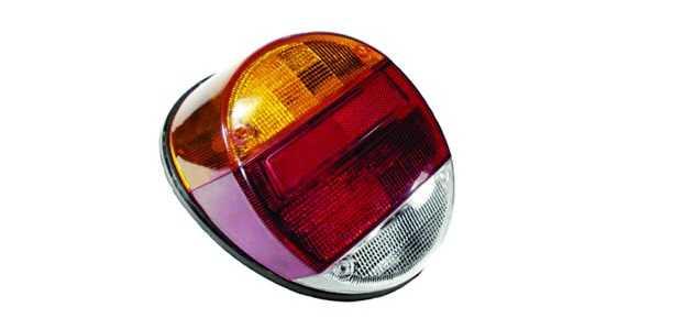 Lanterna Traseira Fafa Tricolor