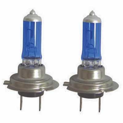 Lâmpada Iodo H7 12V 100W Azul Par