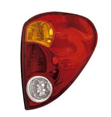 Lanterna Traseira Mitsubishi L200 Triton 07/15 LD