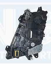 Farol Volvo FH 16 Cromado LD