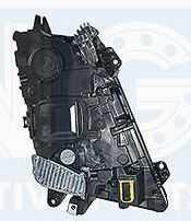 Farol Volvo FH 16 Cromado Le