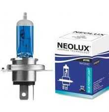 Lâmpada Bi-Iodo H4 12V 60/55W Azul Osram Neo Lux
