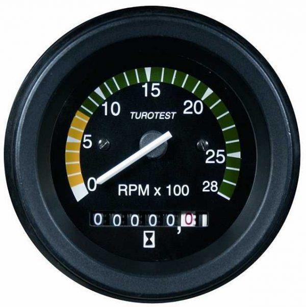 Tratometro Eletrico MF 85mm 2800 Rpm 12V