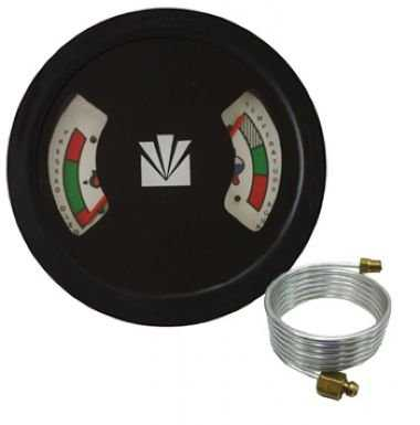 Relogio Temperatura /Pressão Oleo Mecanico Valtra 1,32MT
