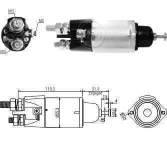 Automatico MB Axor Atron Actros Mitsubishi