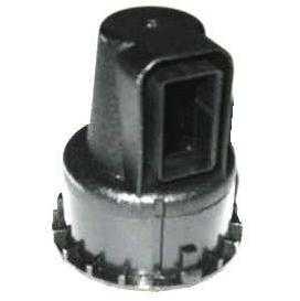 Bucha Rolamento Alternador Bosch 6003 Nylon MB