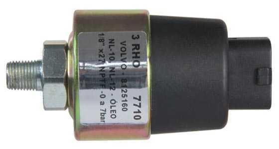 Sensor Pressão Oleo Volvo Nl 10 89/95