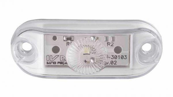 Lanterna Dianteira Adaptador Placa Led Cr