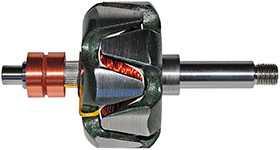 Rotor Alternador MB 88 12V 55A