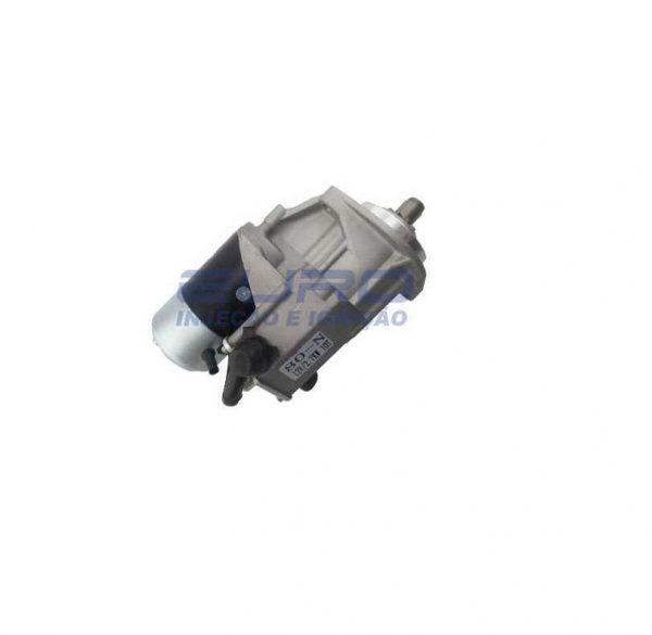 Motor Partida Caterpillar Retroescavadeira 12V 10D Denso