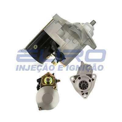 Motor Partida Case Motor Cummins 24V 10D Denso
