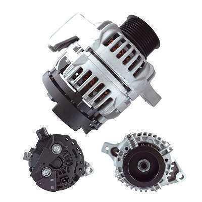 Alternador Ford F250/F350/F16000 Motor Cummins 12V 90A