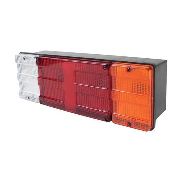 Lanterna Traseira Iveco Eurotech C/Conector Le