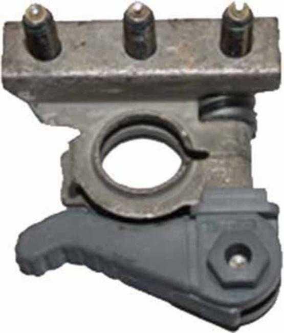 Terminal Bateria Quick Lock Negativo Parafuso M6/M6/M6