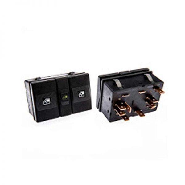 Interruptor Vidro Eletrico Santana 98/06 Duplo C/Trava
