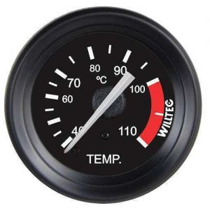 Relogio Temperatura Mecanico CBT MB 60mm 40-100°C 6mts