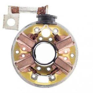 Porta Escova Motor Partida Bosch MB 712C/914C/2428 Axor
