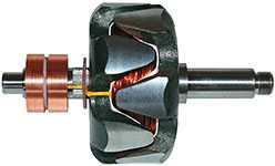 Rotor Alternador Bosch Monza Kadette 12V 55A