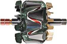 Rotor Alternador MB Ford Iveco Volare 24V 80A