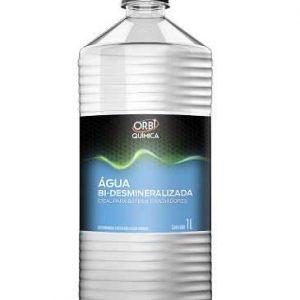 Agua Bi-Desmineralizada 1 Lt