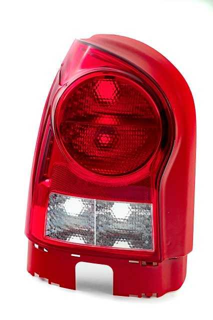 Lanterna Traseira Gol G4 Le Carcaça VM Re Cr