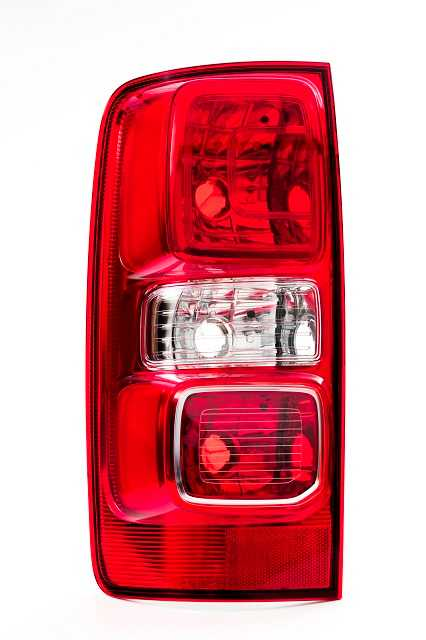 Lanterna Traseira S10 12/18 Le C/Luz Neblina