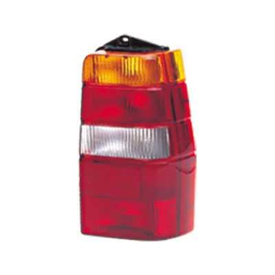 Lanterna Traseira Fiorino Elba Pick Up 86 LD Tricolor