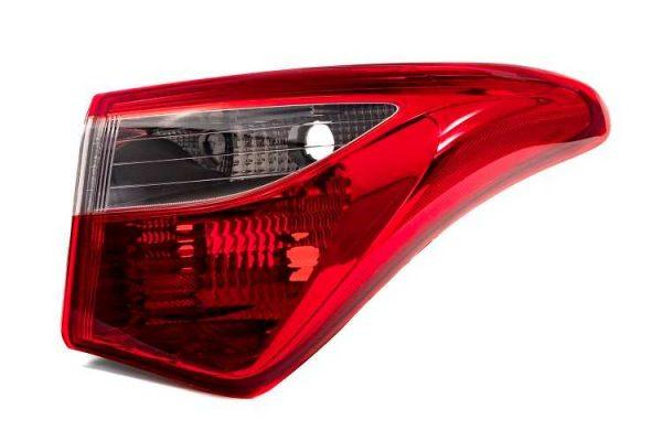 Lanterna Traseira Hyundai HB20 Hatch HB20X 13/18 Canto LD