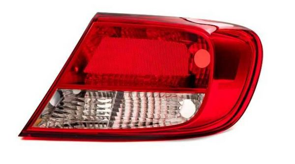 Lanterna Traseira Gol G5 LD Re 09/12 Cr