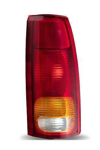 Lanterna Traseira Silverado 97/02 LD